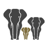 Experience the highest elephant population in Africa