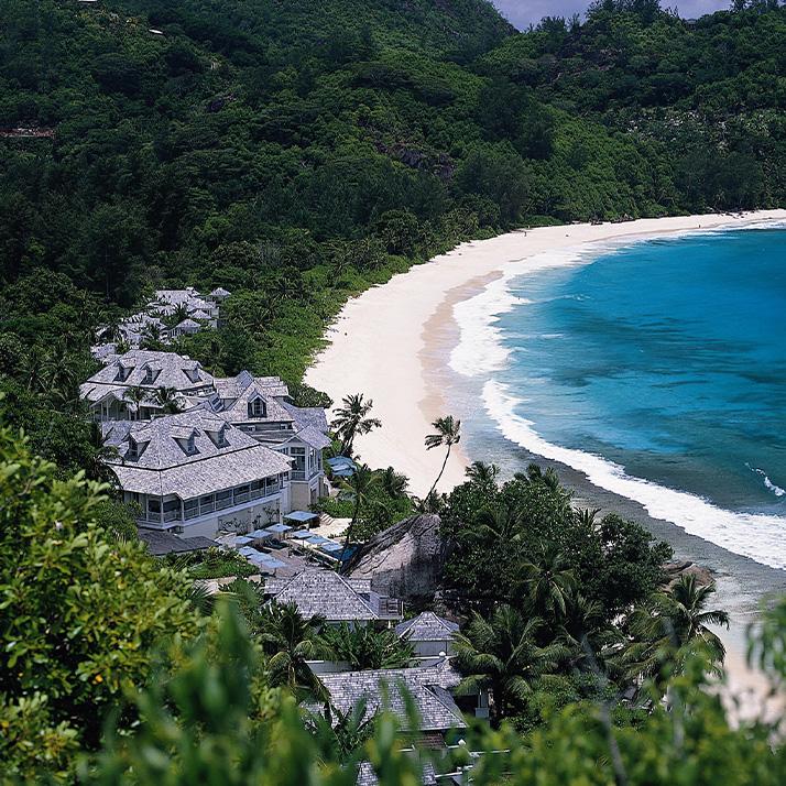 Luxury Resorts of the Indian Ocean Islands