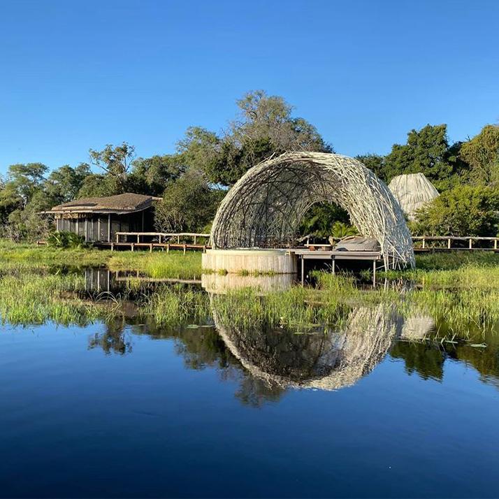 Luxury Botswana Safari Lodge