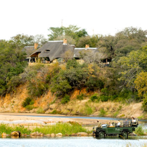Exclusive luxury lodge in South Africa