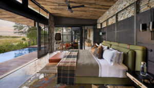 Luxury Safari Lodge in the Kruger National Park in South Africa