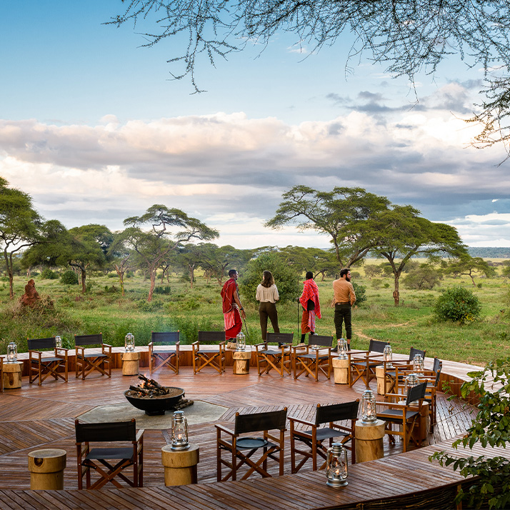 Tangangire National Park in Tanzania