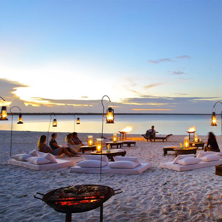 Zanzibar beach island holiday